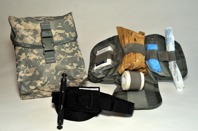 Improved First Aid Kit (IFAK) | CHB Infrastructure