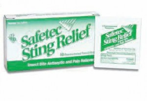 Sting Relief